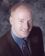 Chad Christensen agent photo